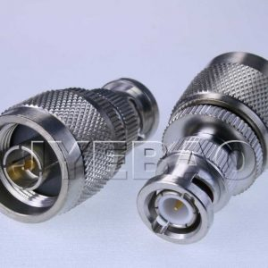 High quality N male to BNC male adapter