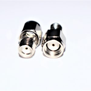 SMA Female to Reverse Polarity SMA Male Adapter