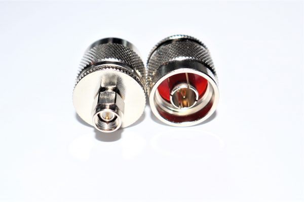 SMA Male to N Male adapter