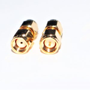 SMA Male to RP SMA Male Adapter