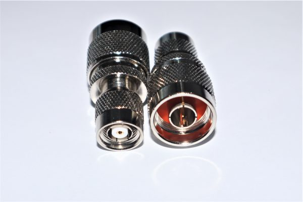 N Male to Reverse Polarity TNC Male Adapter