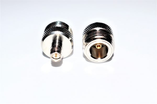 Reverse Polarity SMA Female to N Female Adapter