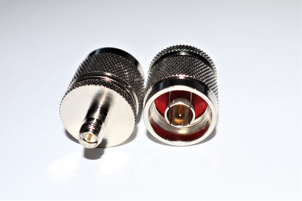 Reverse Polarity SMA Female to N Male Adapter