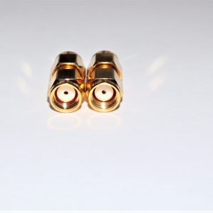 Reverse Polarity SMA Male to RP SMA Male Adapter