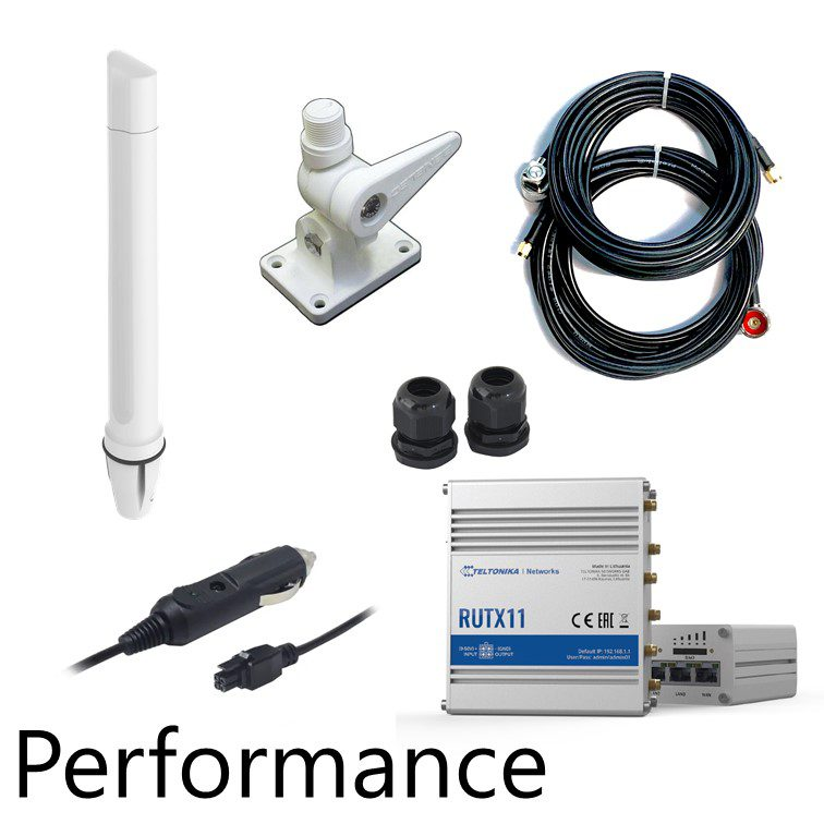 Performance 4G Antenna Kit