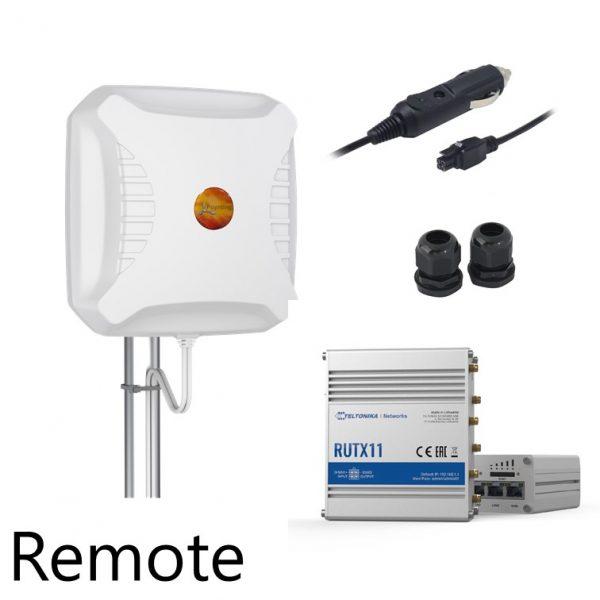 Remote 4G Antenna Kit