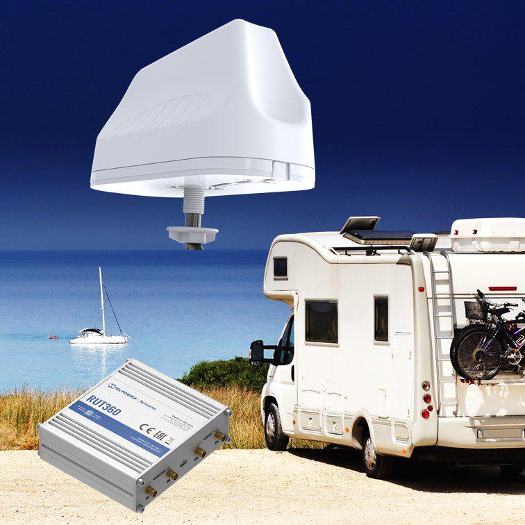 Caravan 4G Kits